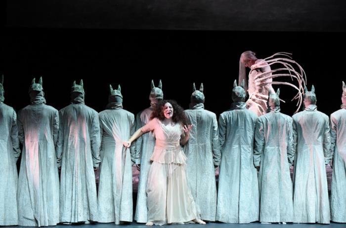 Ο Στάθης Λιβαθινός σκηνοθετεί Αΐντα στην όπερα la Monnaie - εικόνα 3