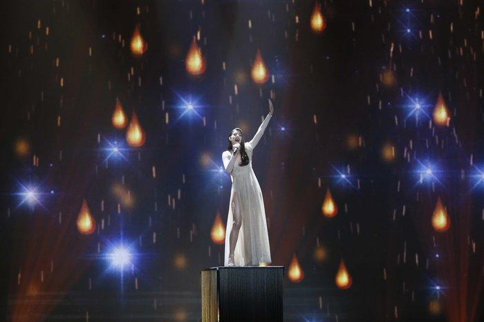 Η Demy και η Ελλάδα στον τελικό της Eurovision - εικόνα 6