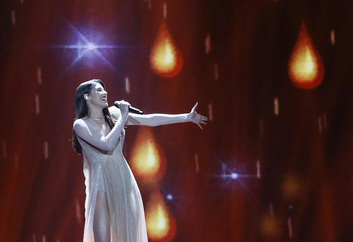 Η Demy και η Ελλάδα στον τελικό της Eurovision - εικόνα 2