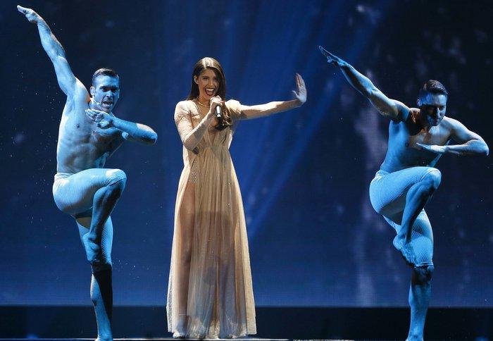 Η Demy και η Ελλάδα στον τελικό της Eurovision - εικόνα 5