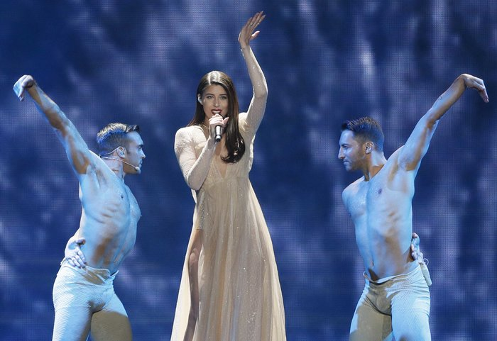 Η Demy και η Ελλάδα στον τελικό της Eurovision - εικόνα 9