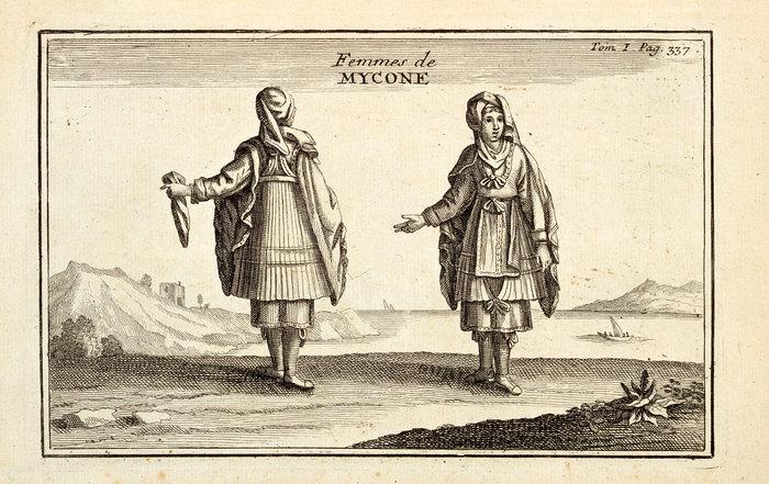 Ελληνικές φορεσιές και Ζαν Πολ Γκοτιέ στο Μουσείο Μπενάκη - εικόνα 2