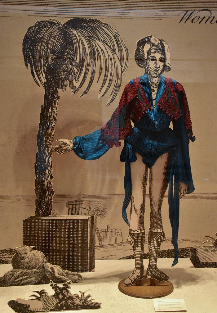 Ελληνικές φορεσιές και Ζαν Πολ Γκοτιέ στο Μουσείο Μπενάκη - εικόνα 4