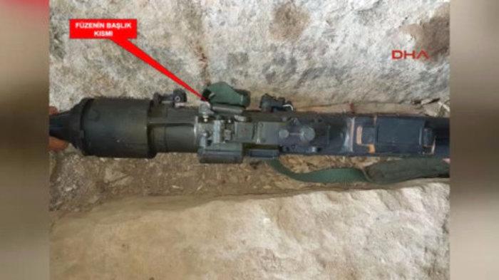 Τα όπλα που θα σταλούν στους μαχητές του YPG