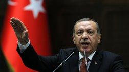 Ερντογάν για Κούρδους της Συρίας: Οι ΗΠΑ εξοπλίζουν τρομοκράτες