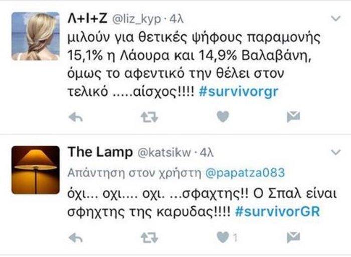 Στημένη η ψηφοφορία; Εμπάργκο στο Survivor από αγανακτισμένους τηλεθεατές - εικόνα 15