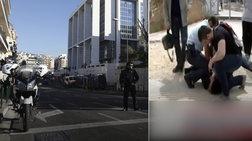 Πυροβολισμοί έξω από το Εφετείο Αθηνών από συγγενή του Μάριου Παπαγεωργίου