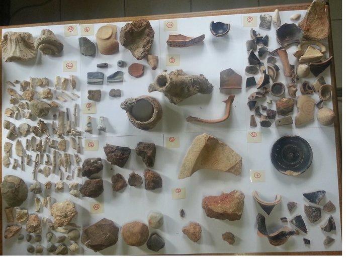 Βρήκαν θησαυρό με αρχαία σε αποθήκη στη Χαλκιδική - εικόνα 3