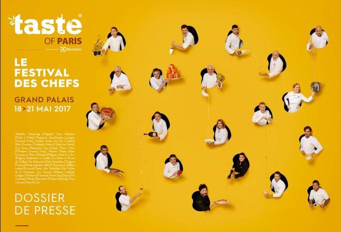 Τaste of Paris: Γεύση από Ελλάδα στο απόλυτο γαστρονομικό φεστιβάλ