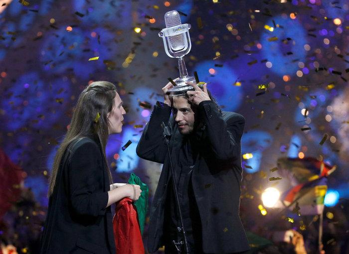 Eurovision 2017: Ποιος είναι ο νικητής - τραγουδιστής της Πορτογαλίας; - εικόνα 2