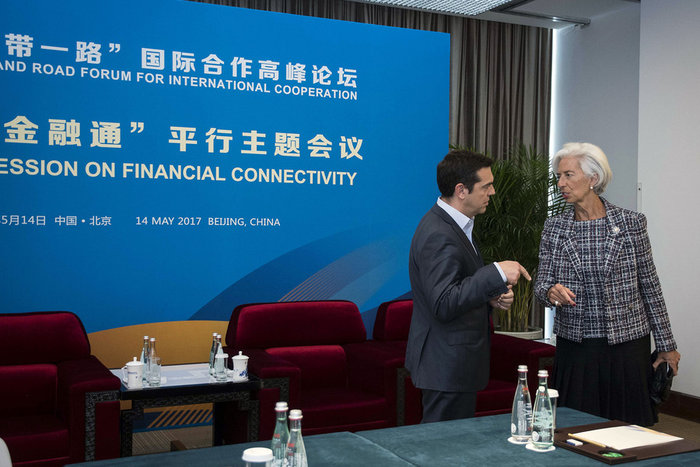 Πού συμφώνησαν Τσίπρας - Λαγκάρντ για χρέος και αξιολόγηση