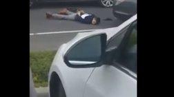 Βίντεο-σοκ: 15χρονος κείτεται νεκρός στην άσφαλτο από σφαίρα αστυνομικού
