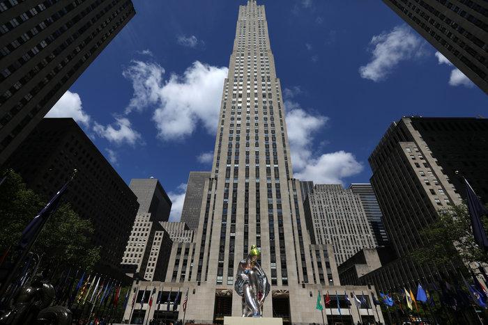 Μια καθιστή μπαλαρίνα κλέβει τα βλέμματα στην καρδιά της Νέας Υόρκης - εικόνα 6