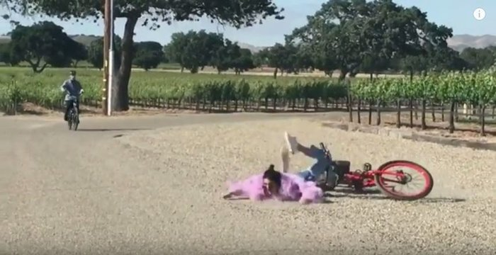 Η επική τούμπα της Κένταλ Τζένερ: Aυτό πρέπει να πόνεσε πολύ [Βίντεο] - εικόνα 4