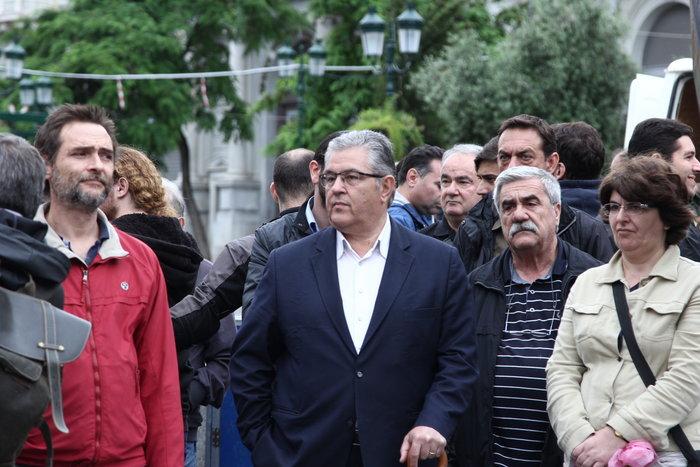 Ολοκληρώθηκαν τα συλλαλητήρια στο κέντρο της Αθήνας - εικόνα 2