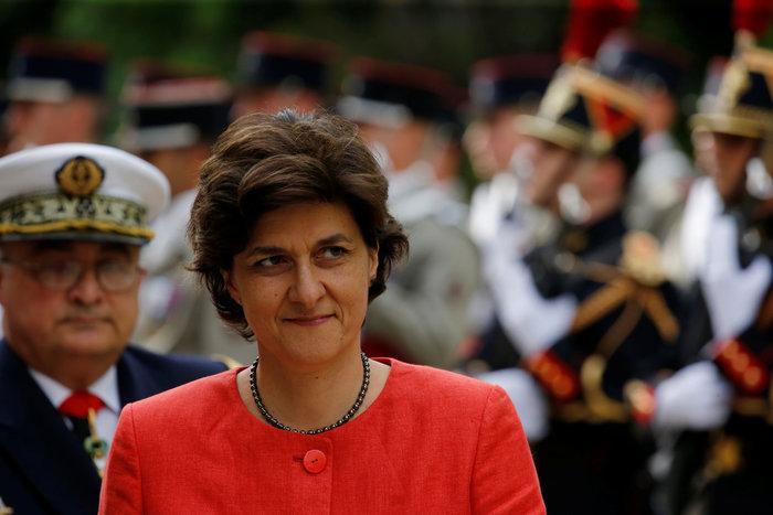 Όλες οι γυναίκες υπουργοί του Εμανουέλ Μακρόν