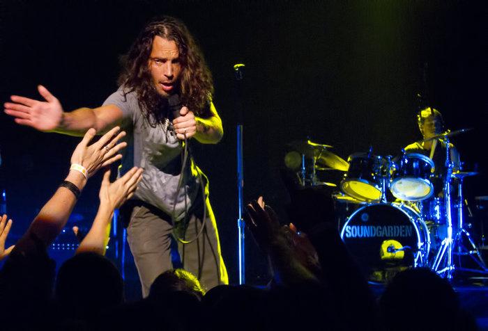 Πέθανε o Κρις Κορνέλ των Soundgarden