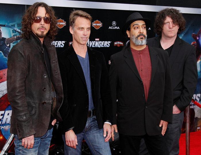 Πέθανε o Κρις Κορνέλ των Soundgarden - εικόνα 3