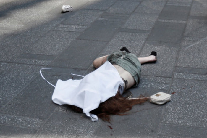Η άτυχη γυναίκα - θύμα του 26χρονου οδηγού