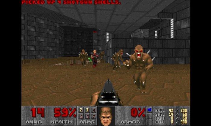 Doom, 1993