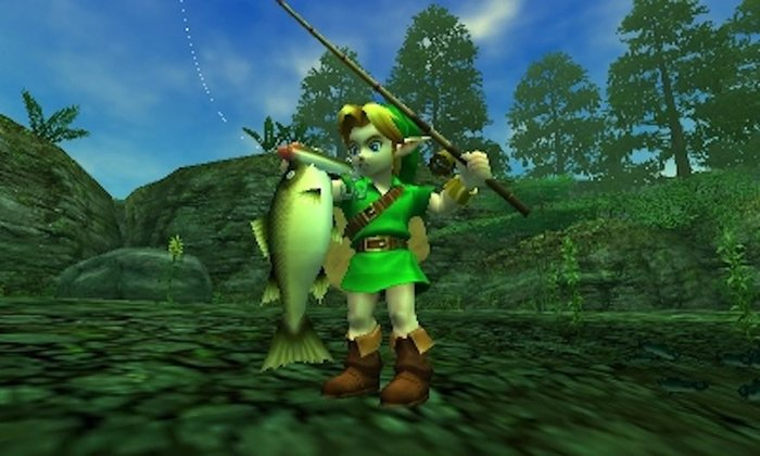 Legend of Zelda: Ocarina of Time, 1998