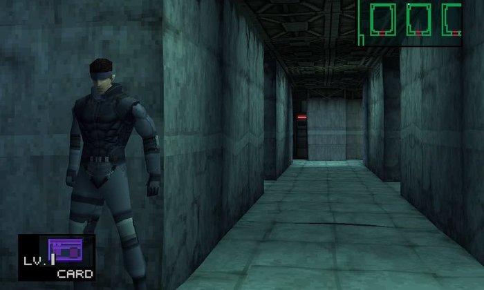 Metal Gear Solid, 1999