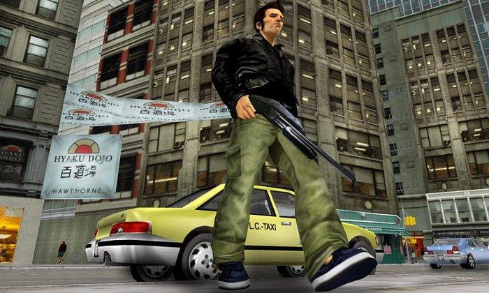 Grand Theft Auto III, 2001