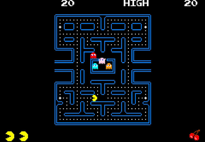 Pac-Man, 1980 (Nintendo Switch version pictured)