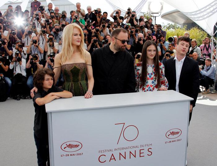 Κάννες: Διχάζει κριτικούς και κοινό η ταινία του Λάνθιμου με την Κίντμαν