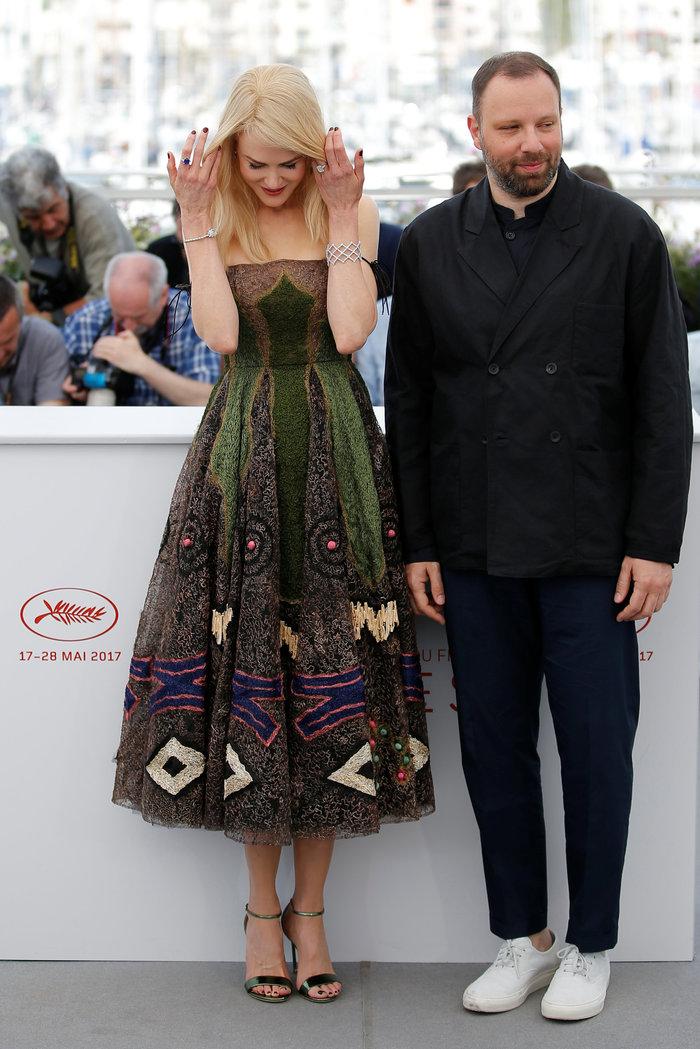 Κάννες: Διχάζει κριτικούς και κοινό η ταινία του Λάνθιμου με την Κίντμαν - εικόνα 2