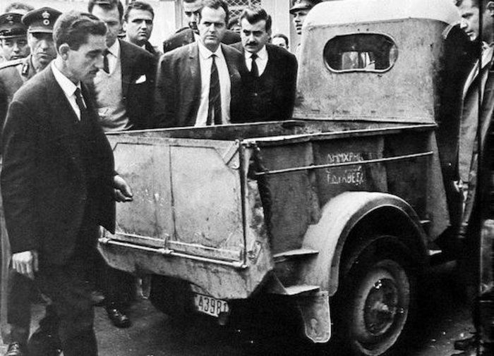 Σαν σήμερα: Η δολοφονία Λαμπράκη η «δημοκρατία του τρίκυκλου» - εικόνα 2