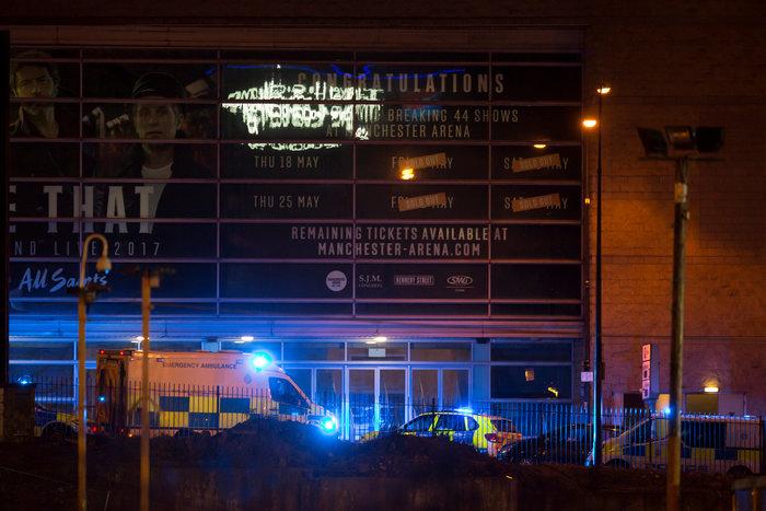 Μακελειό σε συναυλία στο Μάντσεστερ, 22 νεκροί - 59 τραυματίες - εικόνα 3