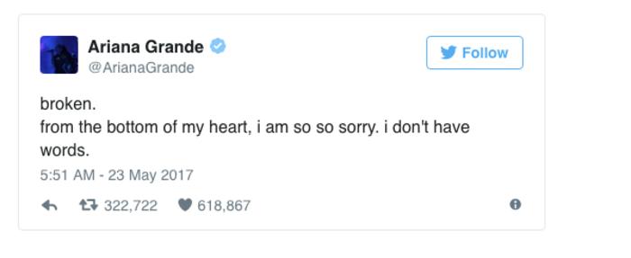 Οι ελληνικές ρίζες της Ariana Grande, τι έγραψε η ίδια στο Twitter