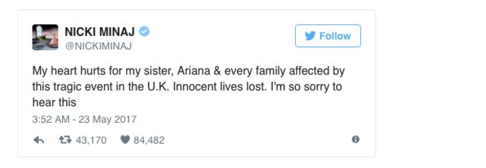 Οι ελληνικές ρίζες της Ariana Grande, τι έγραψε η ίδια στο Twitter - εικόνα 2