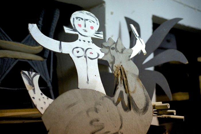 75 χρόνια Θέατρο Τέχνης, μια ιστορία σε μια έκθεση με 75 αντικείμενα - εικόνα 3