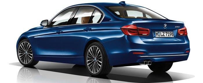 BMW: Nέες εκδόσεις Series Edition της 3άρας για ...σκοτεινούς τύπους - εικόνα 3