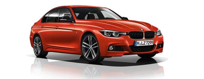 BMW: Nέες εκδόσεις Series Edition της 3άρας για ...σκοτεινούς τύπους - εικόνα 4