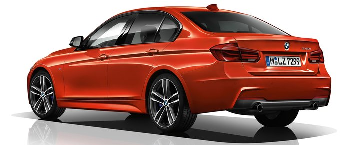 BMW: Nέες εκδόσεις Series Edition της 3άρας για ...σκοτεινούς τύπους - εικόνα 5