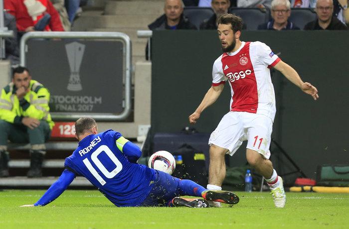 Europa League: H Μάντσεστερ επικράτησε 2-0 του Αγιαξ