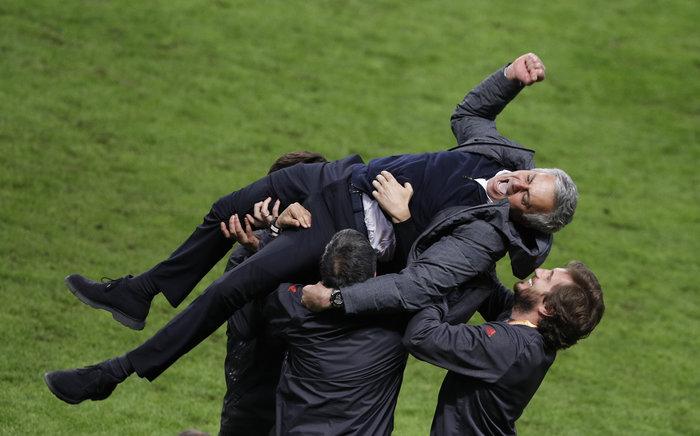 Europa League: H Μάντσεστερ επικράτησε 2-0 του Αγιαξ - εικόνα 2