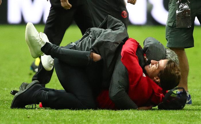 Europa League: H Μάντσεστερ επικράτησε 2-0 του Αγιαξ - εικόνα 3