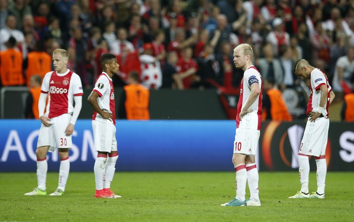 Europa League: H Μάντσεστερ επικράτησε 2-0 του Αγιαξ - εικόνα 4