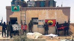 Έλληνες αναρχικοί πολεμούν τους τζιχαντιστές στη Συρία (ΒΙΝΤΕΟ)
