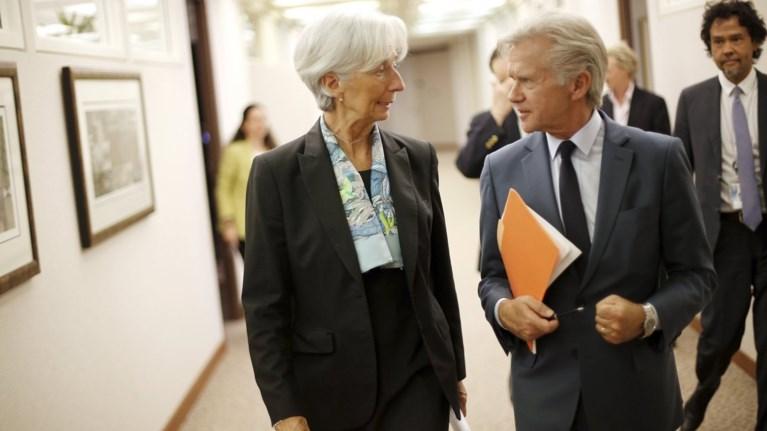 ΔΝΤ: Είμαστε ευέλικτοι, εξετάζουμε όλες τις επιλογές