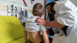 Τμήμα Επειγόντων Περιστατικών για παιδιά στο Καρπενήσι από τον Ομιλο ΟΤΕ