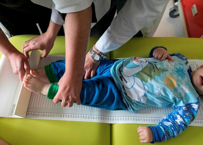 Τμήμα Επειγόντων Περιστατικών για παιδιά στο Καρπενήσι από τον Ομιλο ΟΤΕ - εικόνα 5