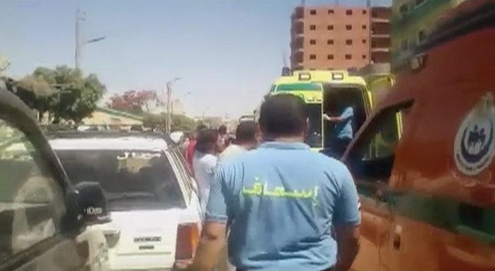 Μακελειό στην Αίγυπτο - Επίθεση με 28 νεκρούς και τραυματίες
