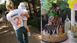 Βίκυ Καγιά: Πάρτι με τούρτα - υπερπαραγωγή για τα γενέθλια της κόρης της