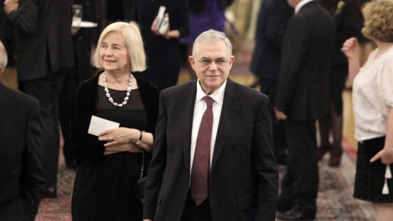 Πονάω να βλέπω τον άνδρα μου έτσι, έκανε πολλά για την Ελλάδα