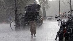 Που και πότε θα ξεσπάσουν οι καταιγίδες που προβλέπει η ΕΜΥ